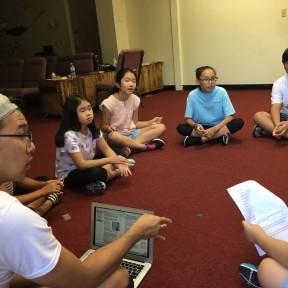 2018 어린이 여름성경학교 (2)