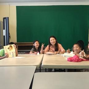 어린이교회 9월 성경공부