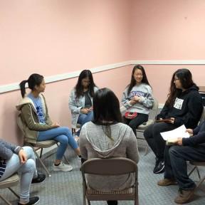 HOME Youth & 대학청년부 성경공부