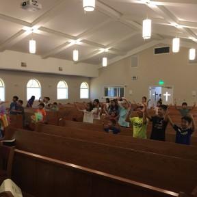 2018 어린이 여름성경학교 (1)