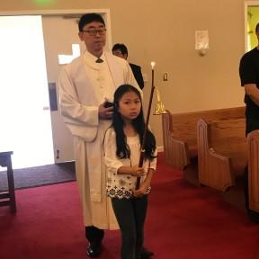 2019년 어린이 주일 예배