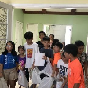 2018년 상반기 어린이 달란트시장